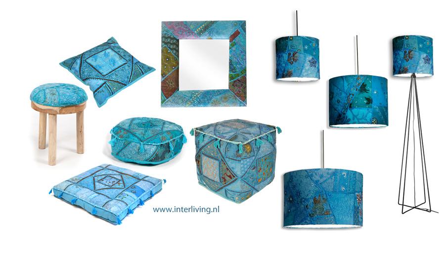 Aqua Blauw Accessoires #NW54 – Aboriginaltourismontario