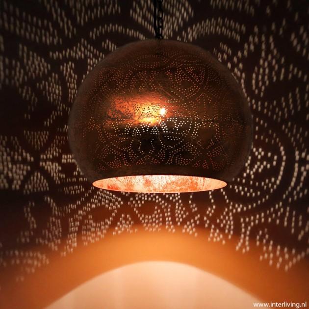 hanglamp voor een sfeervolle woonkamer of horeca project