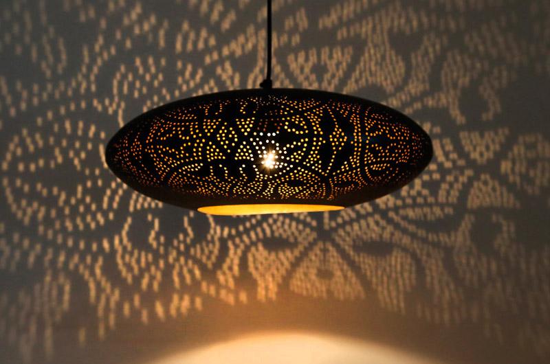 Hanglamp Slaapkamer Design : De filigrain design hanglampen zijn ...