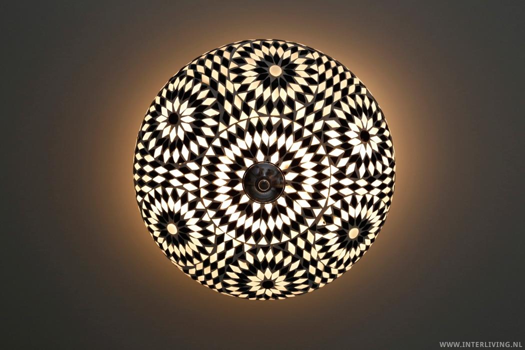 Slaapkamer Arabische Stijl : Slaapkamer arabische stijl plafondlampen ...