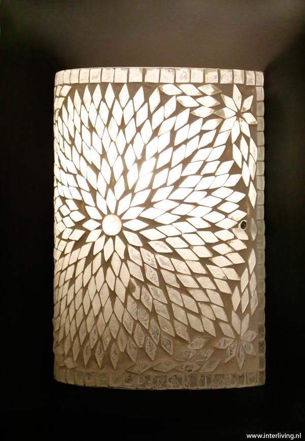Wandverlichting wandlampen als sfeerverlichting - Art deco wandlamp ...