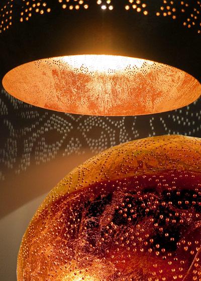 hanglamp voor een sfeervolle woonkamer of horeca project!