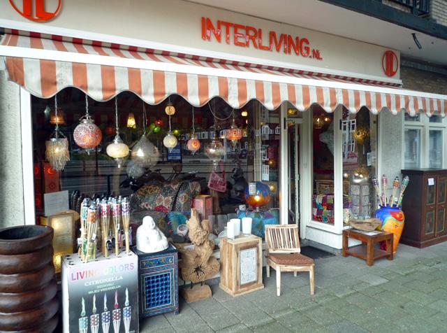 Interliving winkel op het Europlein 87