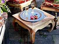 oosterse tafel