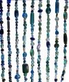 Zomerspecial: blauw glaskralengorijn voor buiten of binnen