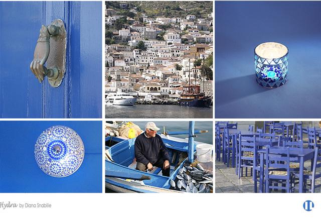 Griekenland als inspiratie voor glasmozaiek
