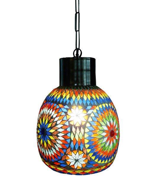 Industriele lamp met oosters tintje industrieel ontmoet for Lamp industrieel
