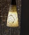 Mooie transparante turkse hanglamp: past in ieder interieur, een topper in het assortiment
