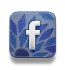 facebook icon mozaiek