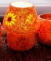 Deze handgemaakte tafellamp brengt een vleugje originaliteit in je interieur