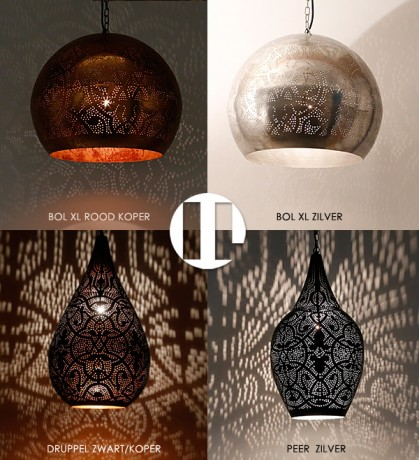 gaatjeslampen arabisch