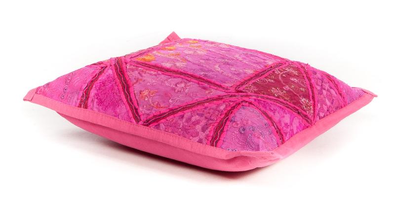 roze kussen india