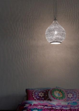 gaatjeslamp slaapkamer
