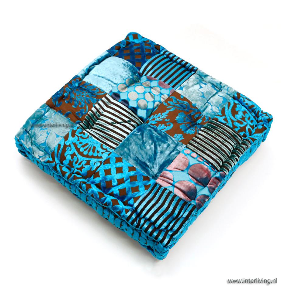 vloerkussen-aqua-blauwtinten
