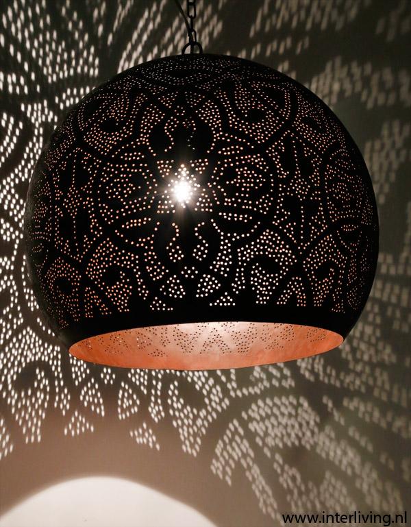 verweerde industrià le hanglamp bol xxl oosterse stijl met gaatjes