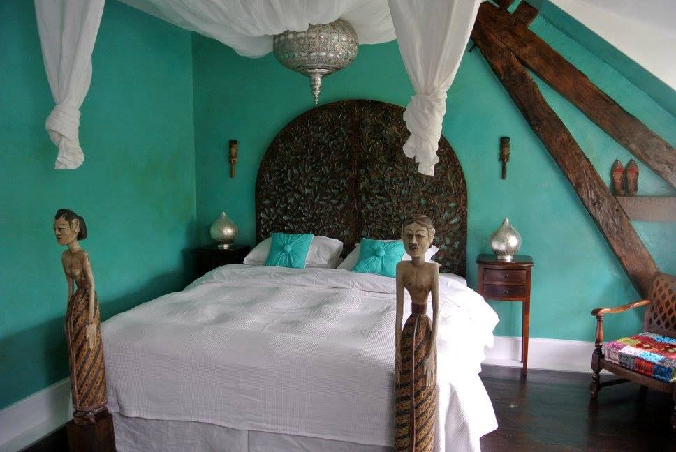 binnenkijken oosterse slaapkamer tips voor sfeer in huis met een kleine makeover inspiratie