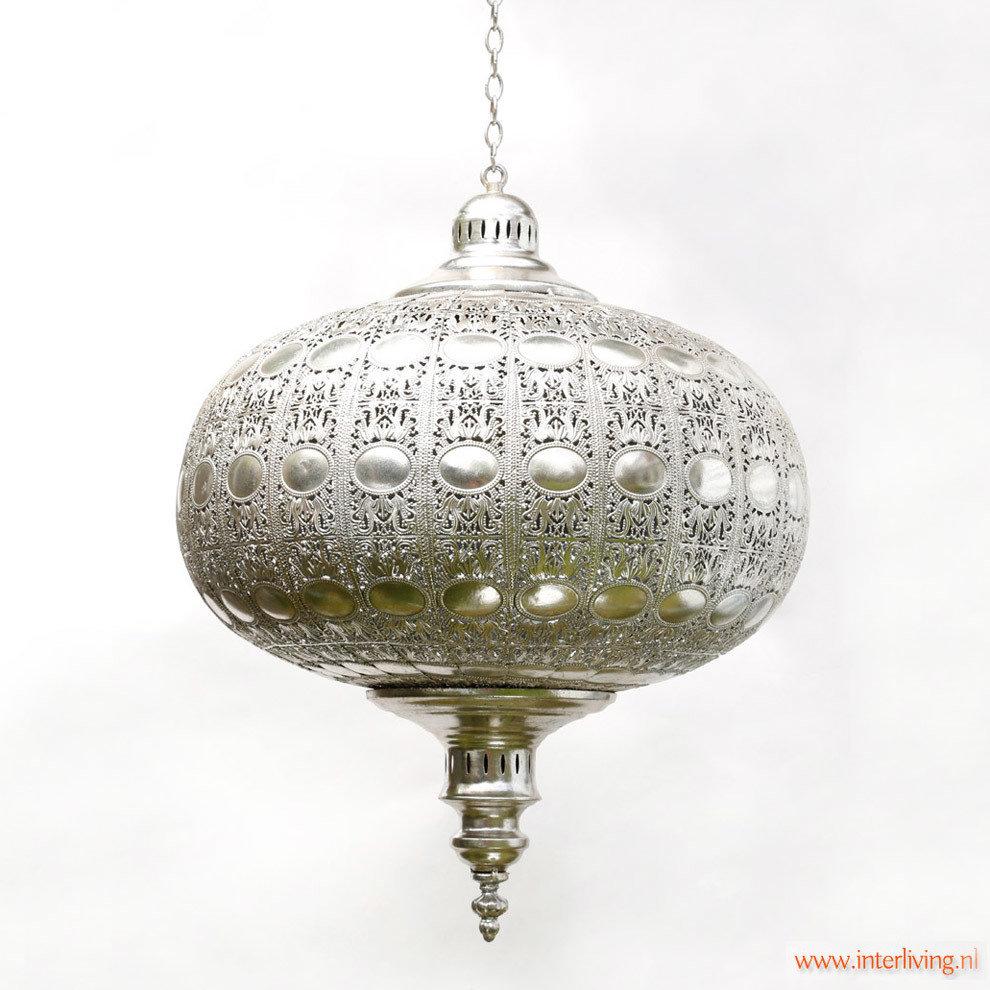 oosterse slaapkamer lantaarn, te gebruiken als sfeerverlichting of ter decoratie. Leverbaar in diverse dessins en kleuren