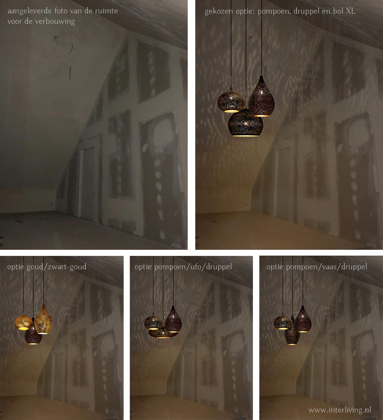 filigrain hanglampen lichtadvies