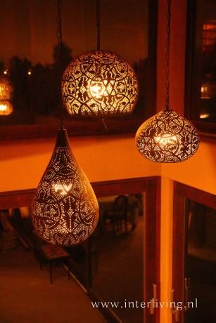 filigrain lampen voor hoge vide