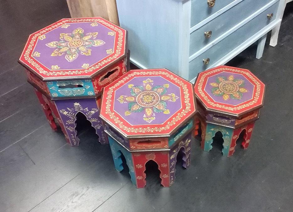 marokkaanse tafeltjes