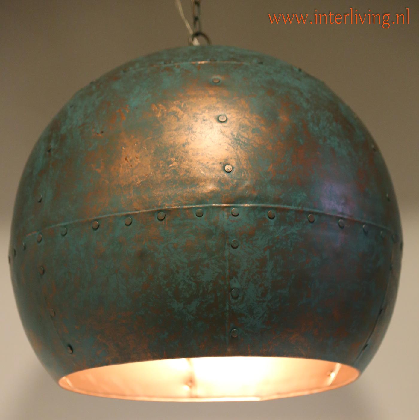 popnagel insdustriele hanglamp