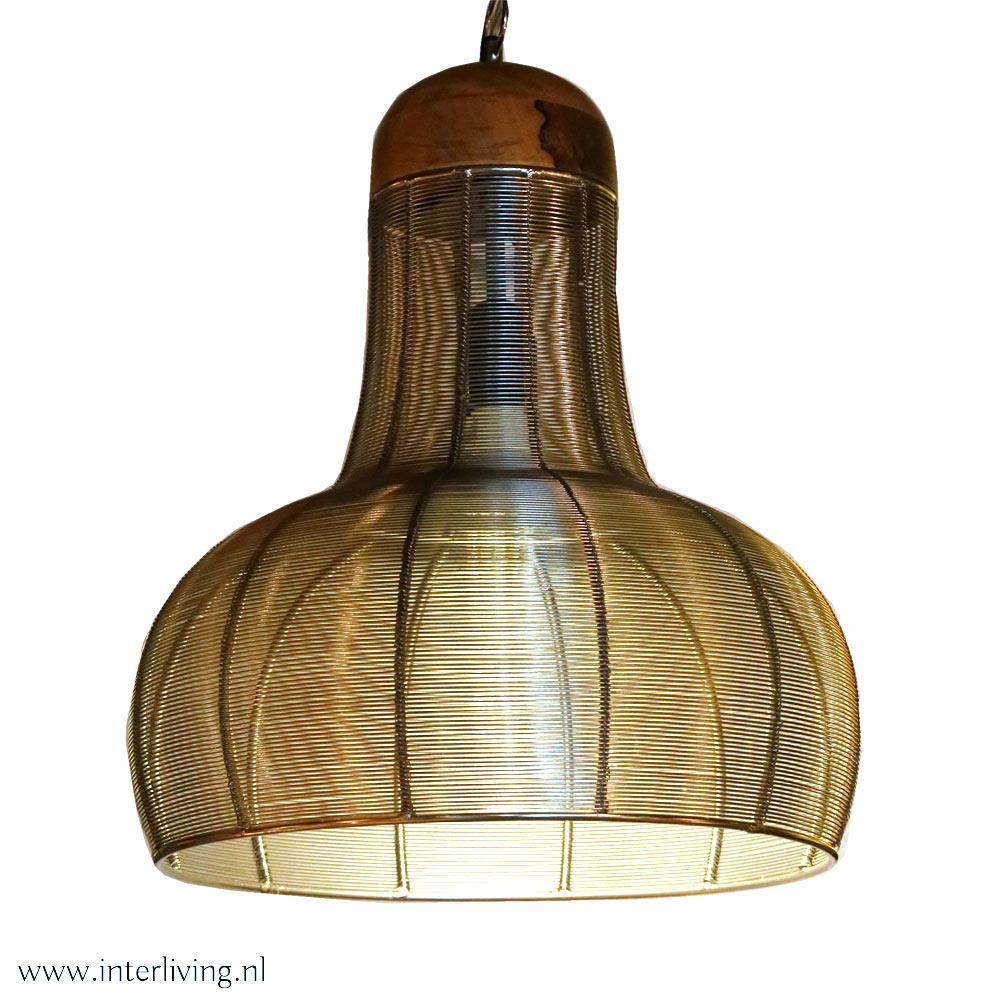 draadlamp pompoen