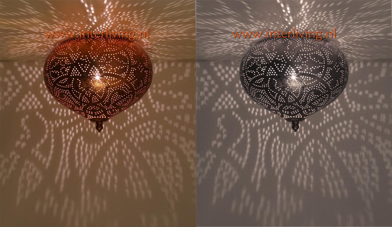 Stijlvolle Plafonniere Badkamer : Oosterse plafonniere druppel model de perfecte sfeerverlichting