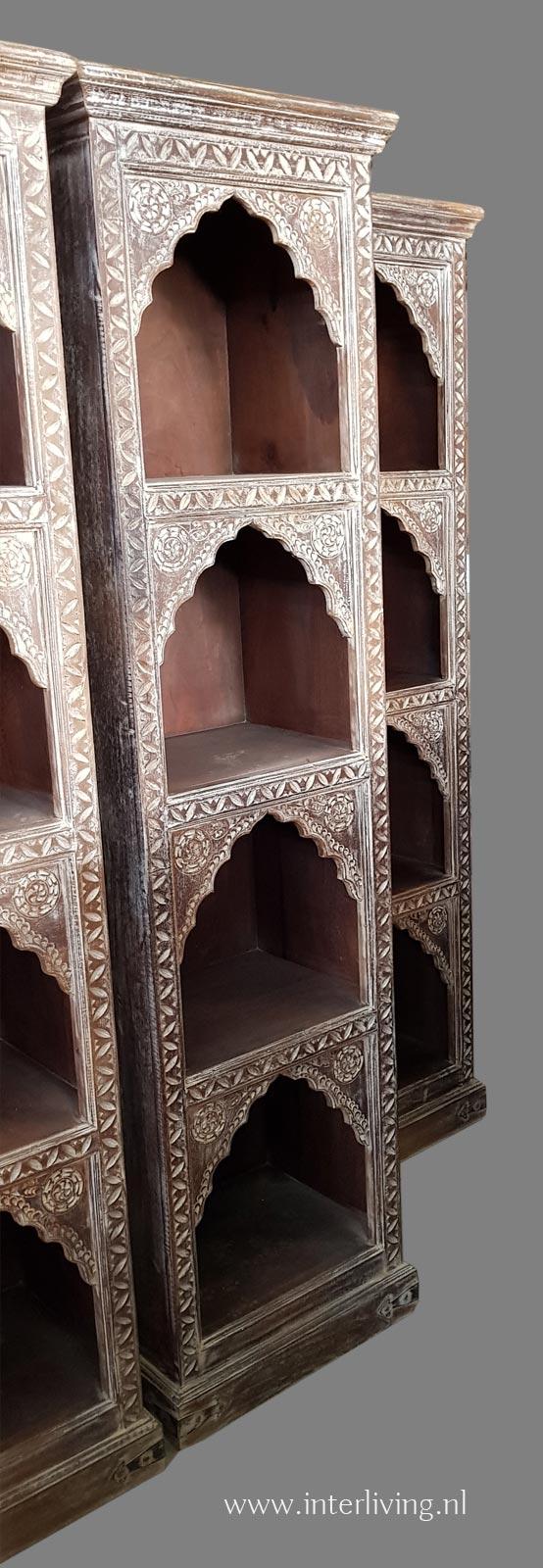 boekenkast india