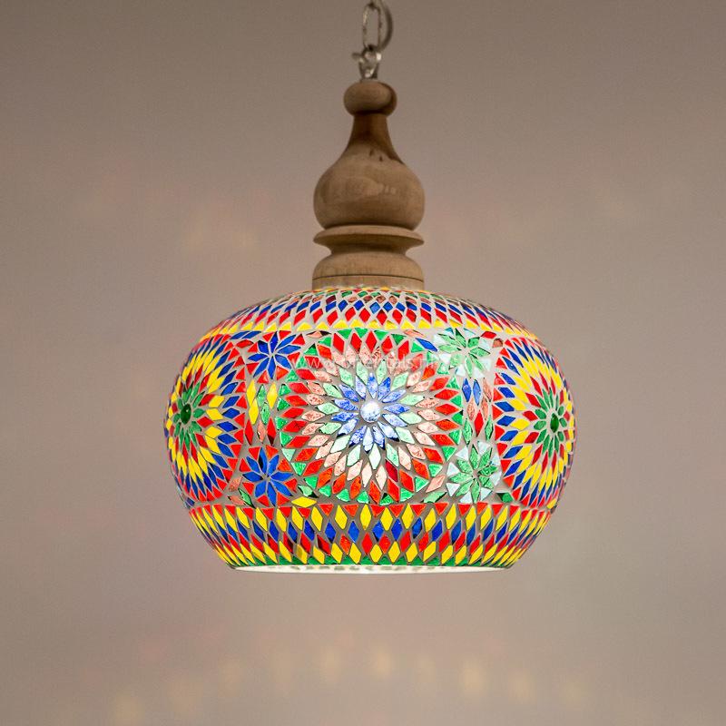 oosterse open hanglamp