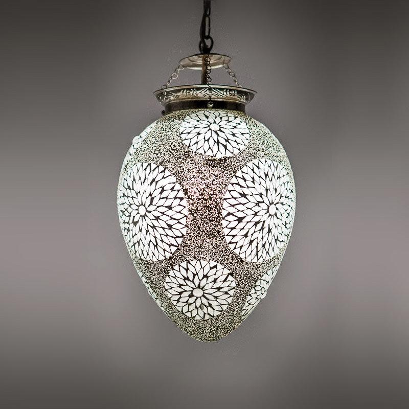 papaja hanglamp oosters