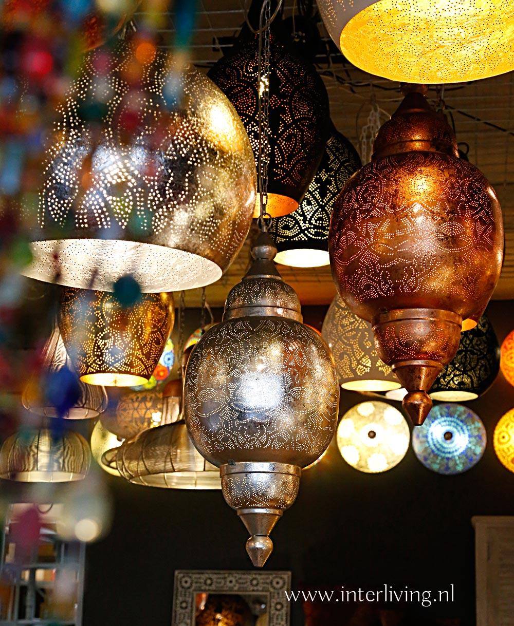 arabische lampen winkel