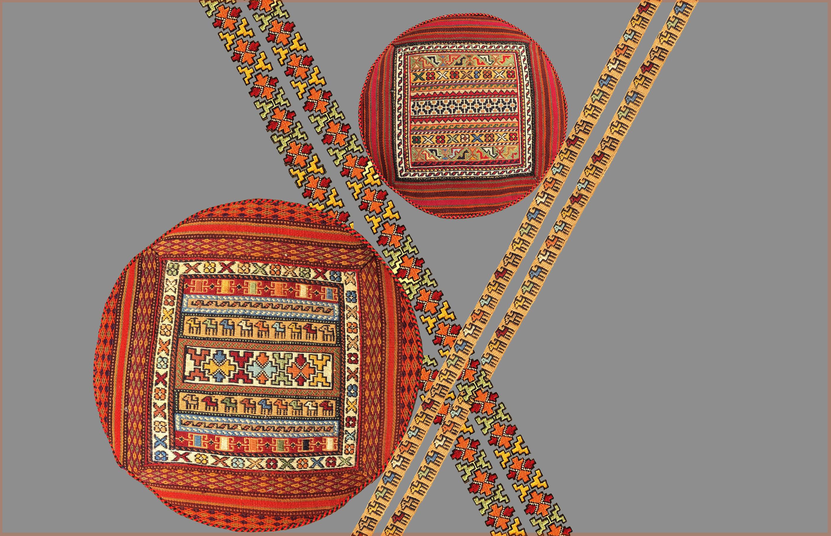 Kelim / kilim: oosterse patronen – betekenis en symboliek